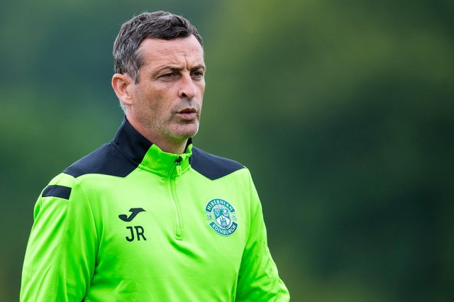 Jack Ross is down to the bare bones in defence