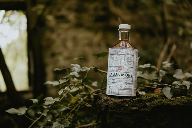 Talonmore Drinks Company, a family run start up company, has launched a new non-alcoholic spirit this week