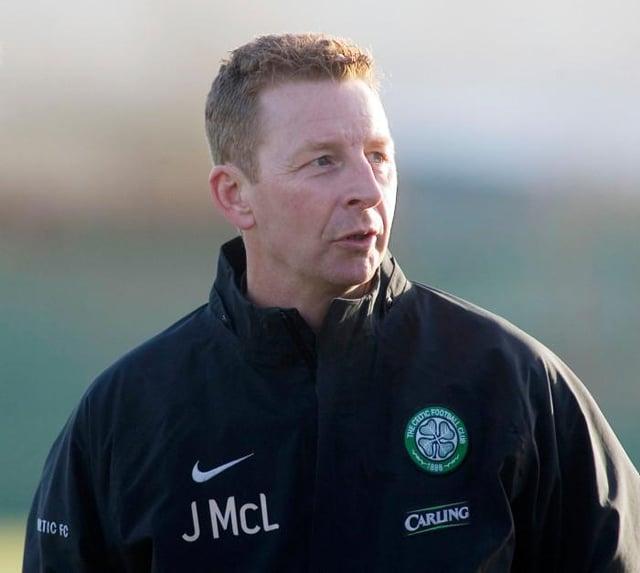 Celtic coach John McLaughlan has joined Hearts. (Picture: SNS)