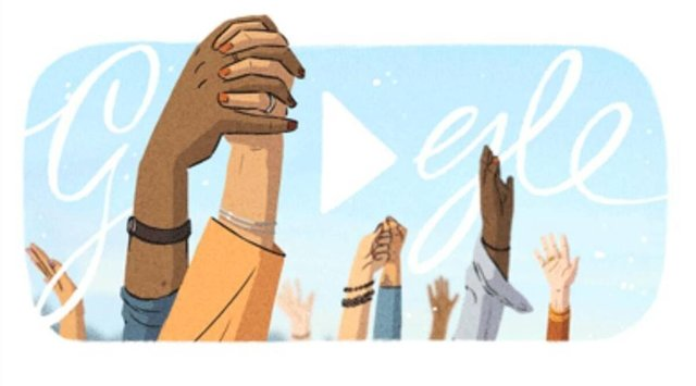 """Google's Doodle celebrates a series of women's """"firsts"""" throughout history (Google)"""