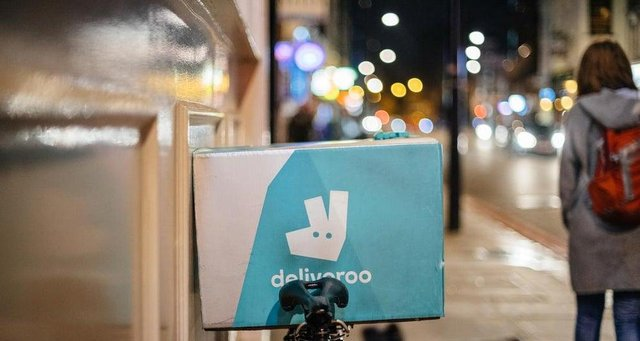 Deliveroo's partnership with Sainsbury's has expanded nationwide picture: Shutterstock