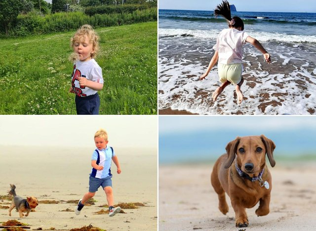Here are some of your brilliant pictures of summer fun.
