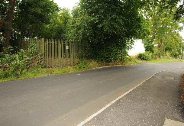 A 19-year-old woman was raped after a man claiming to have a knife forced her into a field beside Newmills Road in Balerno, at around 12.20am on Thursday, August 27 in 2015. This image shows what the area looked like at the time.