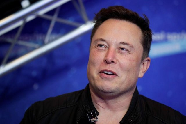 Elon Musk has thrown his support behind cryptocurrencies prior to Tesla's billion-pound investment in Bitcoin. (Pic: Getty Images)