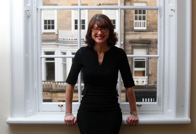 Liz McAreavey, Chief Executive, Edinburgh Chamber of Commerce