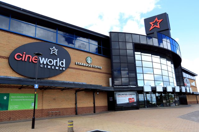 Cinema giant Cineworld Group was founded in 1995 and listed its shares on the London Stock Exchange in 2007. Globally it operates 9,548 screens across 793 sites. Picture: Mike Egerton/PA