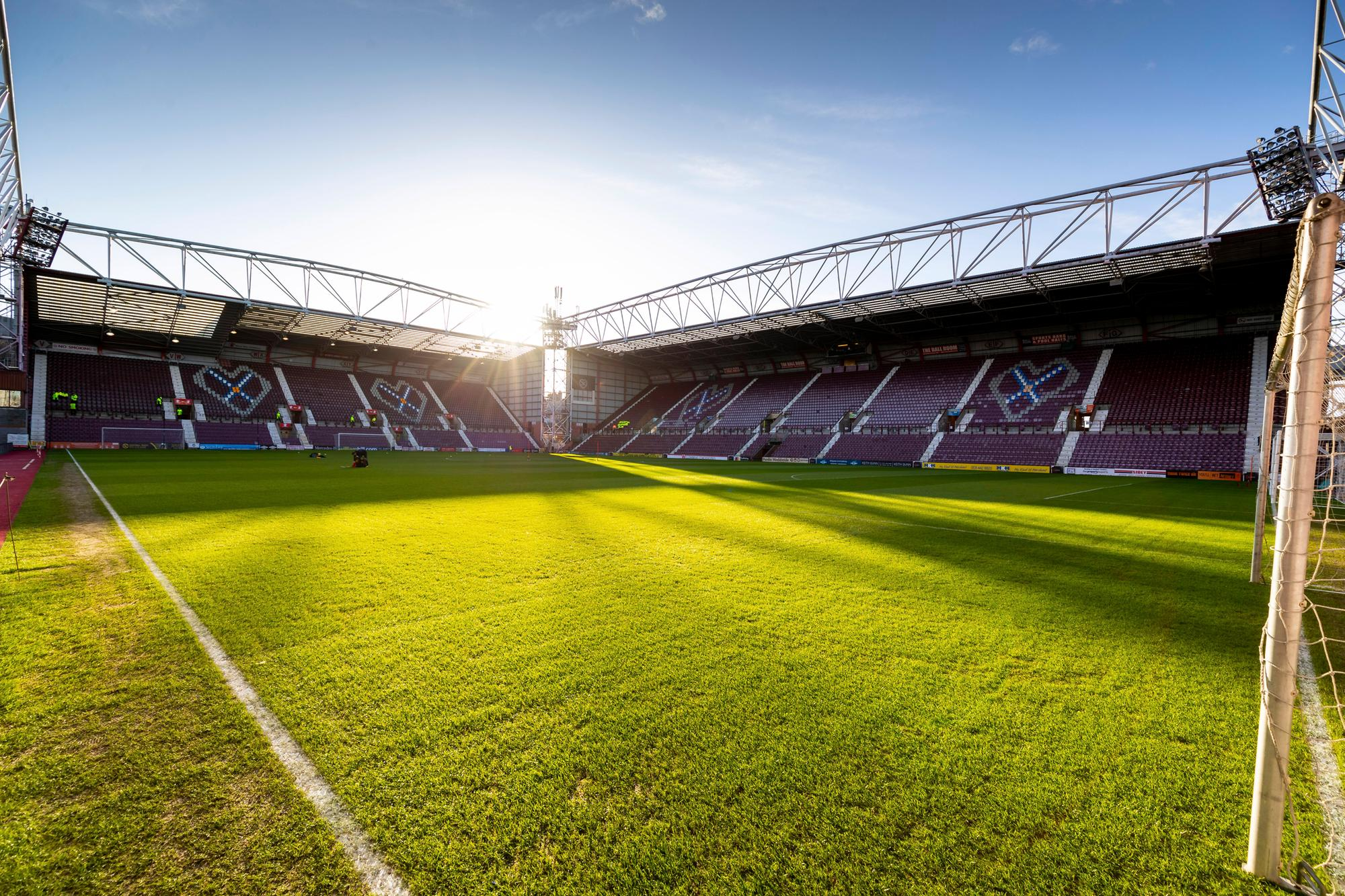 Hearts unable to use five substitutes after Championship clubs reject new proposal