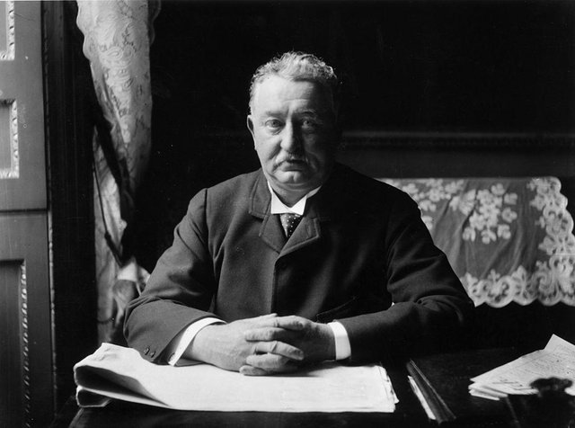 Cecil Rhodes was an ardent supporter of British imperialism, annexing much of southern Africa in the late 19th century (Getty Images)