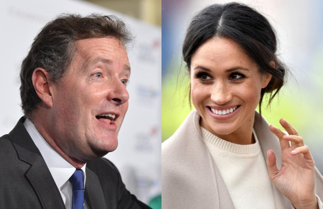 Piers Morgan's relationship with Meghan Markle stems back a few years (Getty Images)