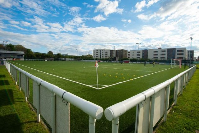 City plan to move from Ainslie Park, but the ground won't be available on July 31 for their scheduled fixture (Photo by Euan Cherry / SNS Group)