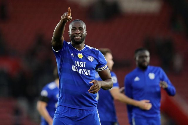 Sol Bamba has been with Cardiff City since 2016. Picture: Getty