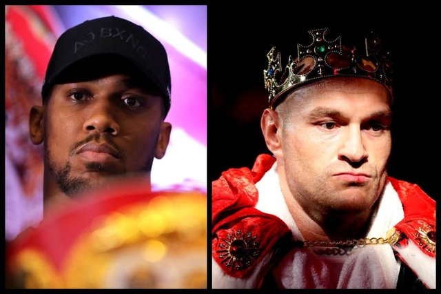 Joshua and Fury will fight in what has been considered the biggest fight in modern Boxing history (Picture: getty Images)