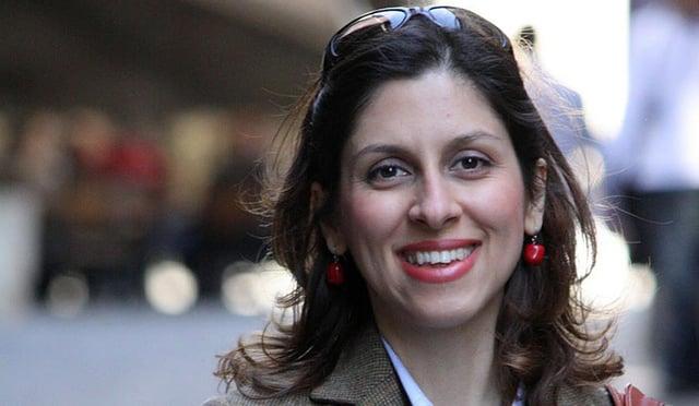 Nazanin Zaghari-Ratcliffe has completed her five-year sentence Iran (PA Media)
