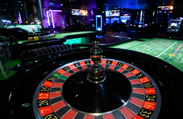 The casino will welcome back team members and Edinburgh residents from Monday