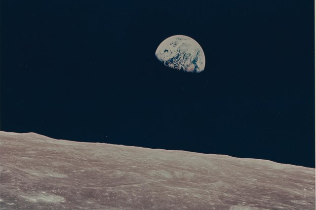 One of the most prized and highly sought-after images in history is the Apollo 8 'Earthrise' image, which shows the earth rising above the lunar horizon. Taken by William Anders on December 24, 1968, it is the most famous view of planet earth and is the first photograph of 'earthrise' taken by human hand. It was the view observed by the Apollo 8 crew during the fourth orbit of the moon. It has been given an estimate of £3,000-£5,000 but due to its' popularity may well exceed this.