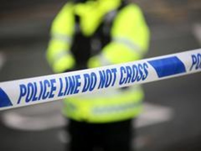 A three-year-old boy has been taken to hospital after he was hit by a car in Glasgow