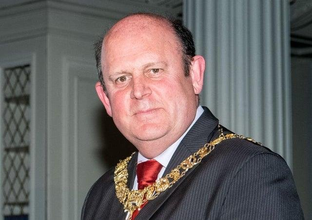 Edinburgh Lord Provost councillor Frank Ross resigned over SNP accounts