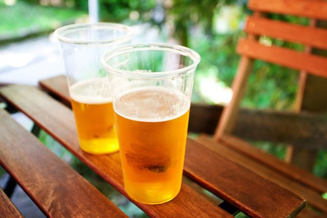 Will you be heading out for a drink when beer gardens open? (Photo: Shutterstock)