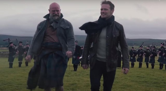 """The recently released trailer promises fans a show about """"two men on an adventure of a lifetime"""""""
