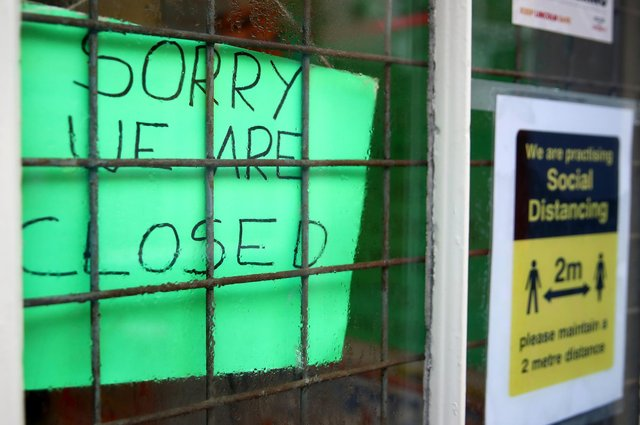 Many businesses have not survived the economic crisis brought on by the pandemic.