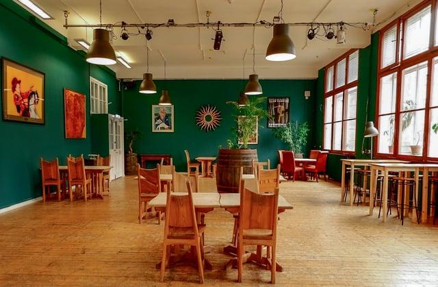 Gallery Cafe, Summerhall