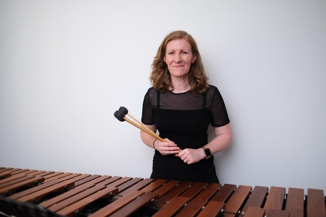 Freelance percussionist Kate Openshaw believes the latest Budget announcement might mean she finally qualifies for self-employed support.