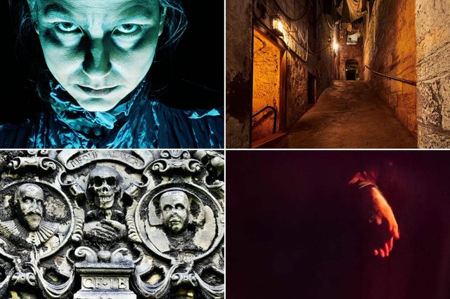 We asked our readers for their spooky tales. Have you saw a ghost in the Capital before?