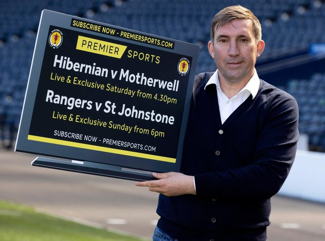 Alan Stubbs  leapt to the defence of his former Hibs player Martin Boyle over diving accusations while promoting Premier Sports  exclusive live coverage of the Scottish Cup this weekend. The boradcaster wll be screening Hibernian v Motherwell this Saturday from 4.30pm and Rangers v St Johnstone this Sunday from 6pm. Premier Sports is available on Sky, Virgin TV and the Premier Player. Prices start from £10.99 per month(Photo by Alan Harvey / SNS Group)