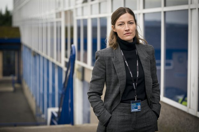 Line of Duty fans were introduced to new character DCI Joanne Davidson, played by Kelly Macdonald (BBC)