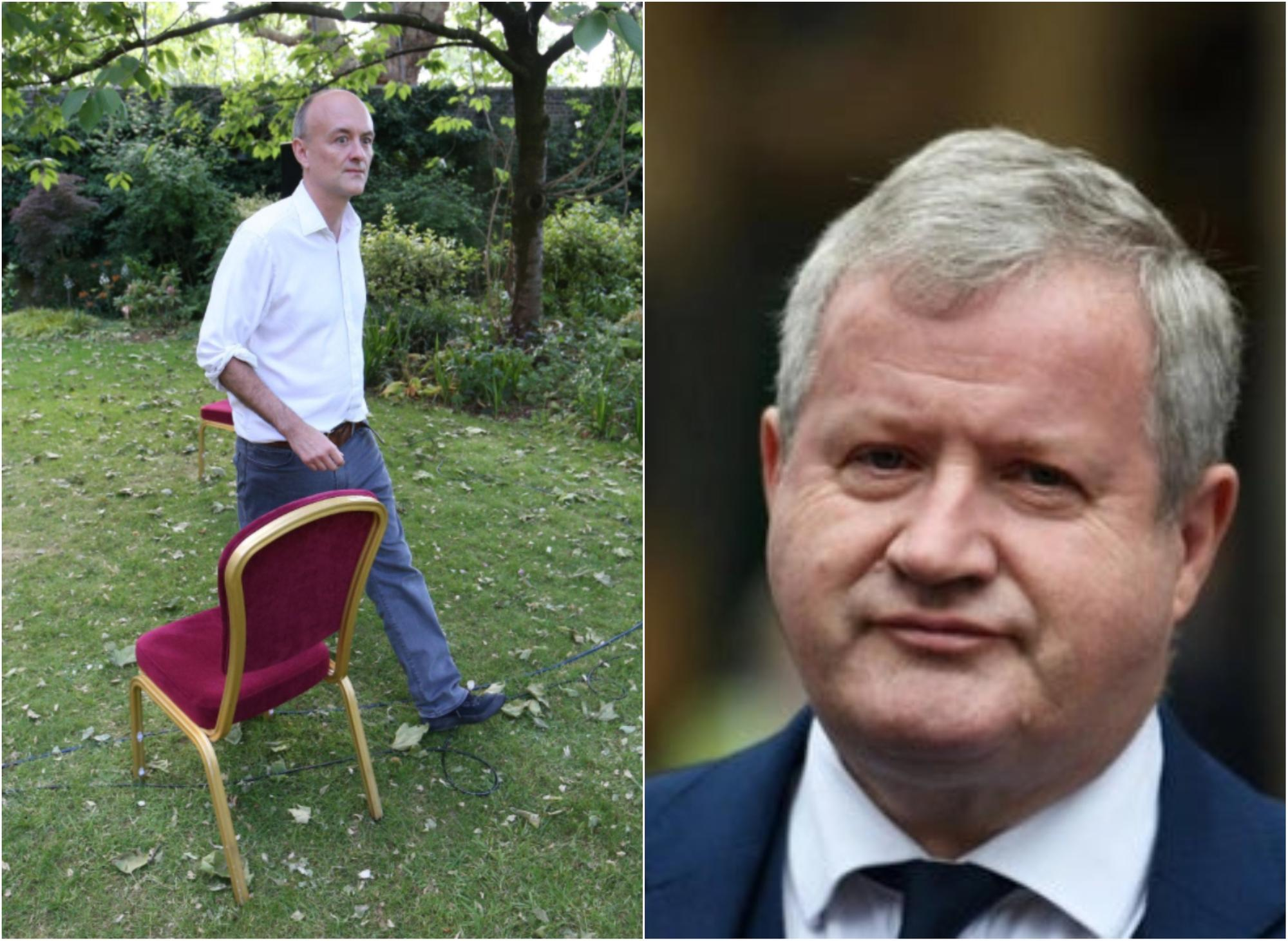 SNP Westminster leader Ian Blackford responds to Dominic Cummings' explanation for lockdown trip