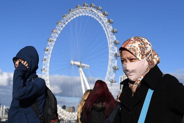 (Photo:DANIEL LEAL-OLIVAS/AFP via Getty Images)