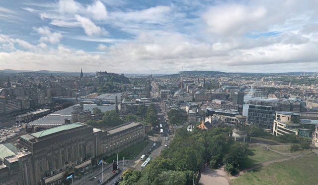 These are the ten areas in Edinburgh with the fewest number of cases.