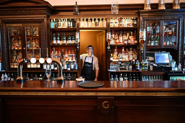 Steve Cardownie is among those looking forward to the re-opening of Edinburgh's pubs (Picture: Jeff J Mitchell/Getty Images)