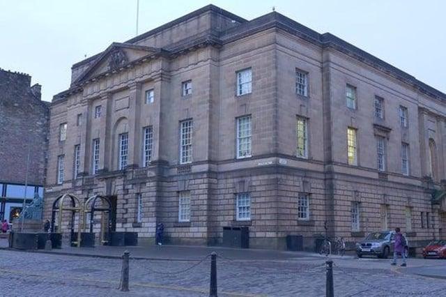 Bathgate was sentenced at the High Court in Edinburgh