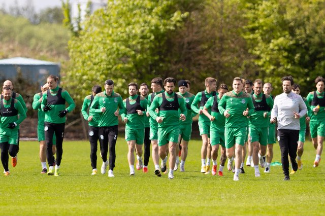 Hibs players are due to report back for pre-season training today
