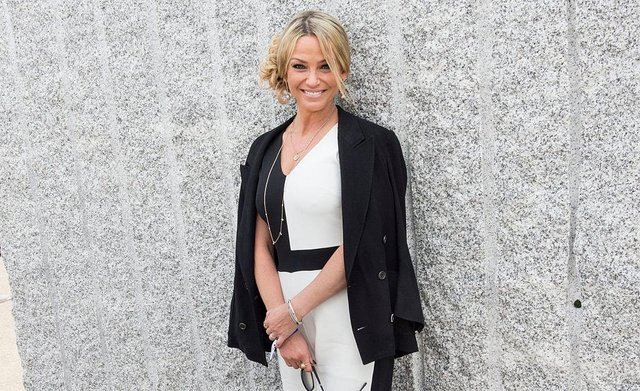 Sarah Harding has opened up about life with breast cancer in her new memoir (Getty Images)