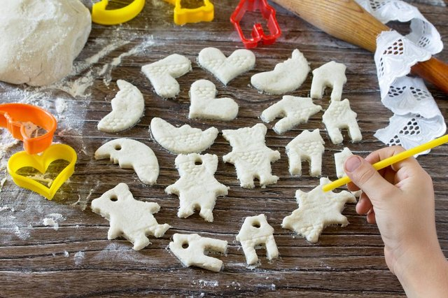 This is how to make salt dough (Photo: Shutterstock)