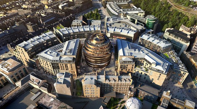 Businesses in Edinburgh St James Quarter are understood to be opening by mid-June