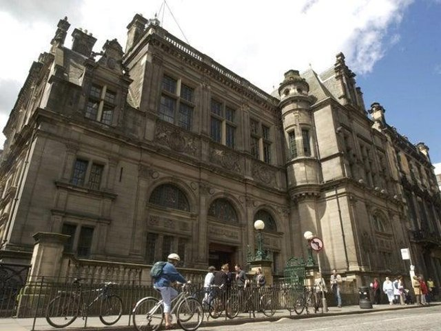 Edinburgh's Central Library has already re-opened and the Covid lockdown restrictions are set to be relaxed further today