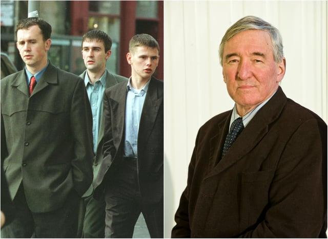 Former Edinburgh South MSP Mike Pringle is convinced the trio are innocent.