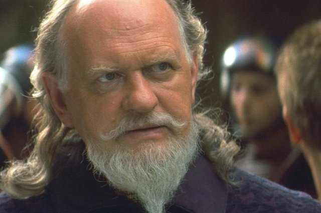 Oliver Ford Davies in Star Wars as Sio Bibble