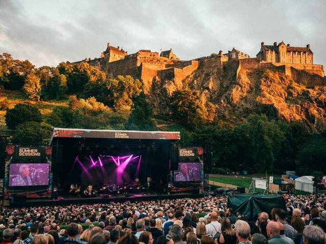 Edinburgh Summer Sessions has been cancelled for a second year due to Covid concerns.