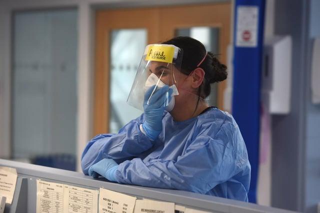 Here are the latest coronavirus figures in Scotland.