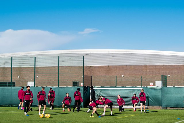 Hearts hope some young players can establish themselves at first-team level next season.
