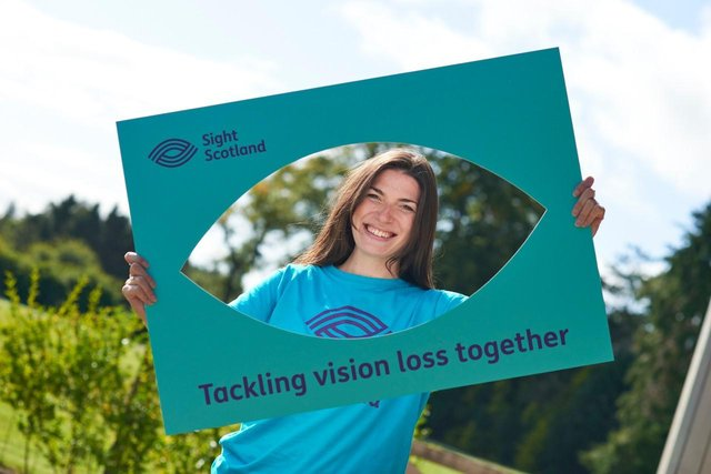 Sight Scotland rehab service will help people with sight loss to build their independence