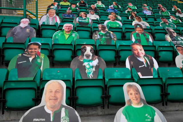 Hibs fans have been urged to back the club's drive for Europe