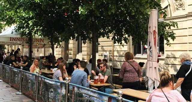 Council plan should lead to more al fresco dining