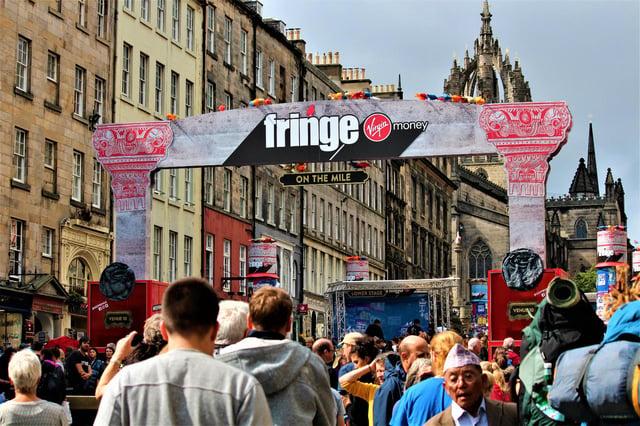 Will Edinburgh Festival Fringe go ahead in 2021? (Shutterstock)