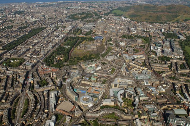 Last year, Edinburgh saw 490,585 sq ft of take-up and a new headline rent of £37 per sq ft was set in the city, despite the economic uncertainty caused by the pandemic.