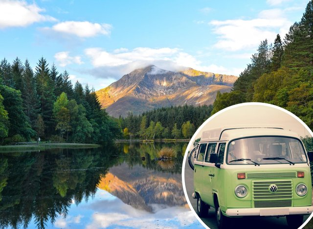 11 of the most spectacular places to have a campervan holiday in Scotland